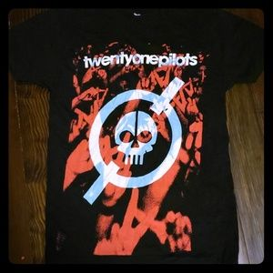 Twenty one Pilots t shirt